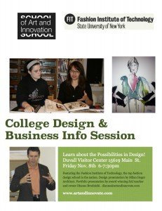 College Design Info Session